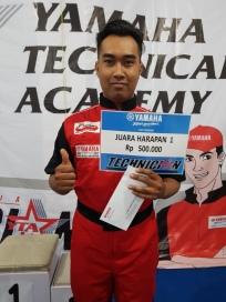 Finalis Mekanik Yamaha Mandiri 2018 (1)