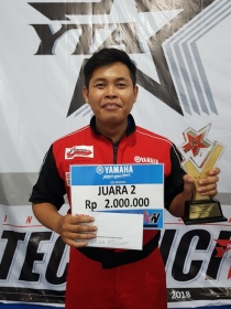 Finalis Mekanik Yamaha Mandiri 2018 (3)