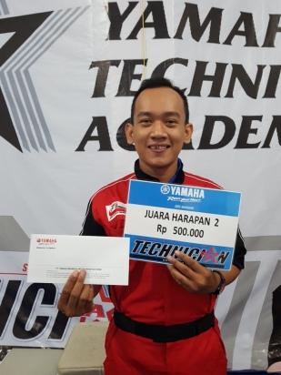 Finalis Mekanik Yamaha Mandiri 2018 (5)