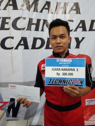 Finalis Mekanik Yamaha Mandiri 2018 (6)