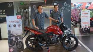 Honda New CB150 Verza Sapa Warga Jatim, Harga Mulai 19 Jutaan (2)