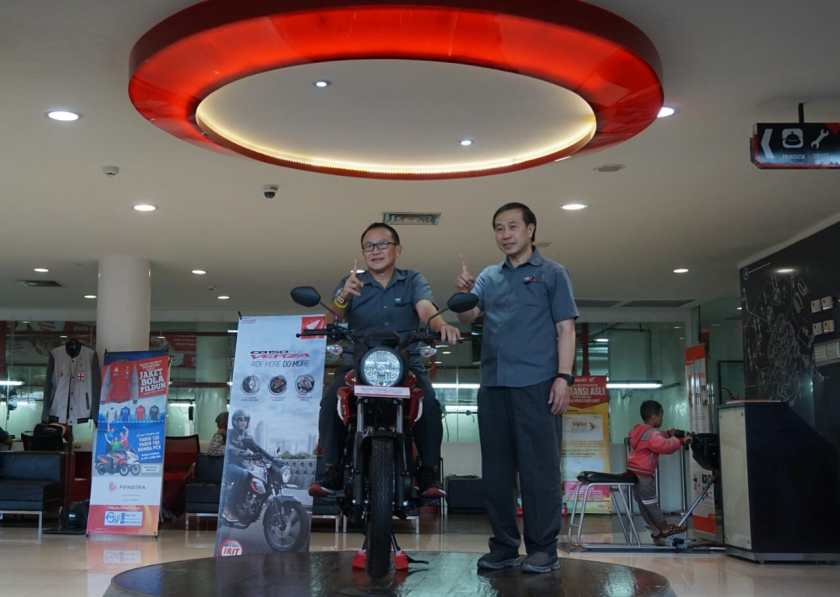Honda New CB150 Verza Sapa Warga Jatim, Harga Mulai 19 Jutaan (3)