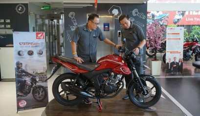 Honda New CB150 Verza Sapa Warga Jatim, Harga Mulai 19 Jutaan (4)