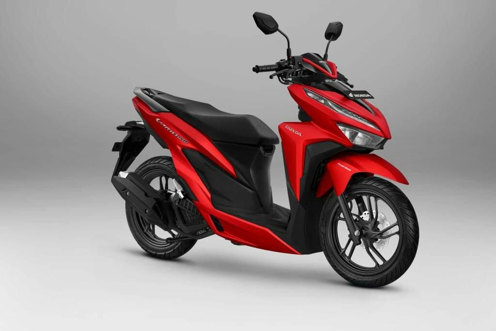 Foto Gallery Pilihan Warna New Vario 125 150 Facelift