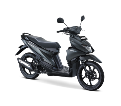 Suzuki NEX II Elegant Accessories Solid Black