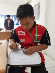 Yamaha DDS Mandiri Seleksi Mekanik Handal Untuk ITGP 2018 (3)