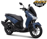 Yamaha Lexi-S Tahun 2018 (1)