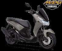Yamaha Lexi-S Tahun 2018 (2)
