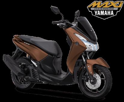 Yamaha Lexi-S Tahun 2018 (3)