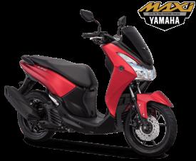 Yamaha Lexi Tahun 2018 (1)