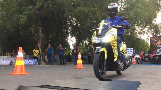 Review Singkat Yamaha Lexi S 125VVA, Fitur Lengkap, Handling Jempolan! (2)