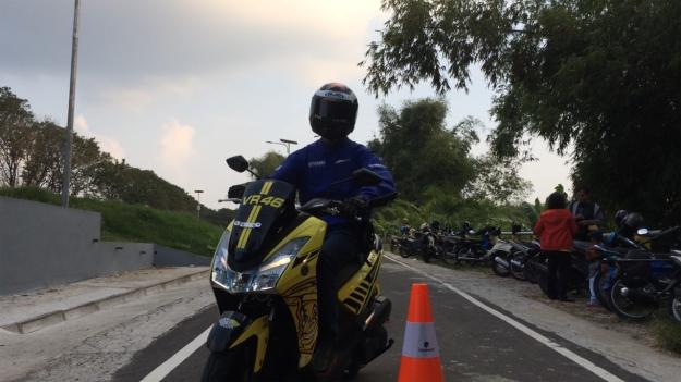 Review Singkat Yamaha Lexi S 125VVA, Fitur Lengkap, Handling Jempolan! (3)