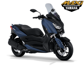 Ikuti Trend Pasar, Yamaha Rilis Warna Baru XMAX 250 Tahun 2018 (2)