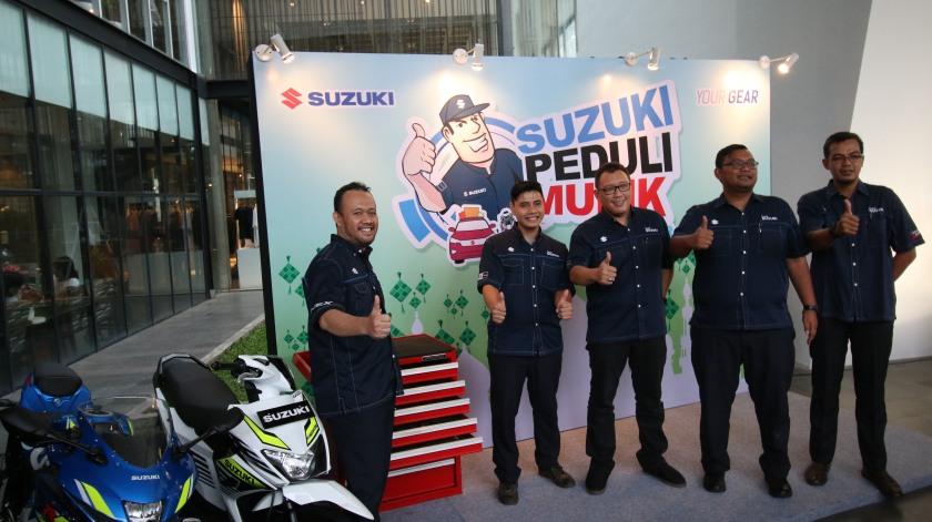 "Jelang Lebaran, Suzuki Gelar Program "" Suzuki Peduli Mudik 2018""..JPG"