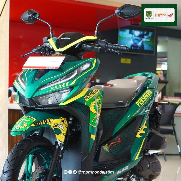 MPM Distributor Yang Merupakan Main Dealer Sepeda Motor Honda Dengan Wilayah Pemasaran Jatim NTT Baru Ini Membuat Gebrakan Menarik Berupa Modifikasi