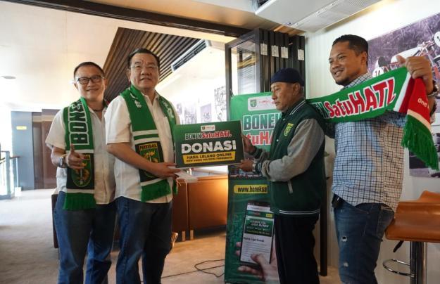 Edisi Khusus, All New Honda Vario 150 Tahun 2018 Livery Persebaya Karya MPM Honda Jatim (1)