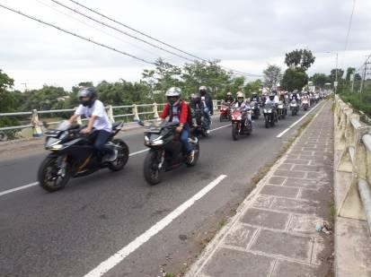 Honda Sport Motorshow Jatim Sapa Warga Jember (1)