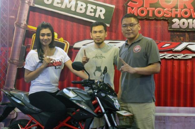 Honda Sport Motorshow Jatim Sapa Warga Jember (2)
