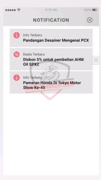 My PCX, Aplikasi Wajib Bagi Kamu Pengguna Honda PCX (1)