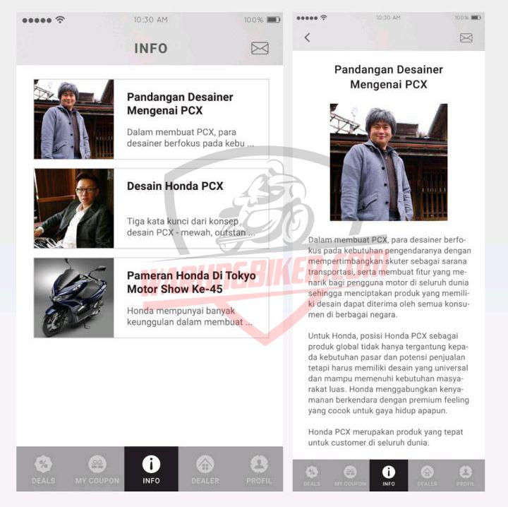 My PCX, Aplikasi Wajib Bagi Kamu Pengguna Honda PCX (10)