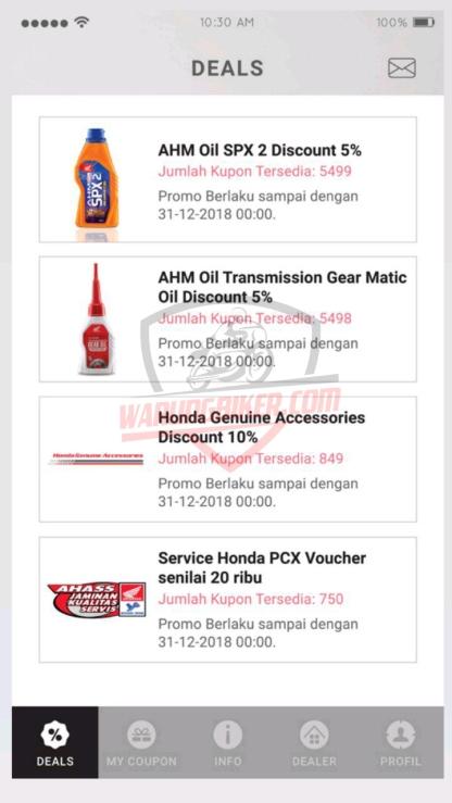 My PCX, Aplikasi Wajib Bagi Kamu Pengguna Honda PCX (7)