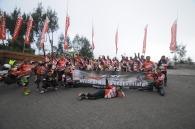 Sukses, 200 Komunitas dan konsumen Honda CRF Nobar MXGP 2018 (3)