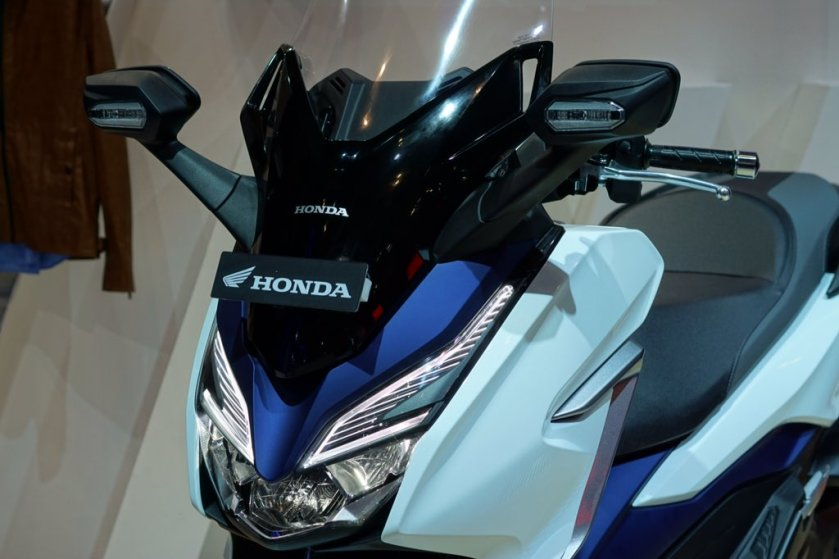 GIIAS 2018, AHM Luncurkan Honda Forza 250, Harga 70 Jutaan.jpg