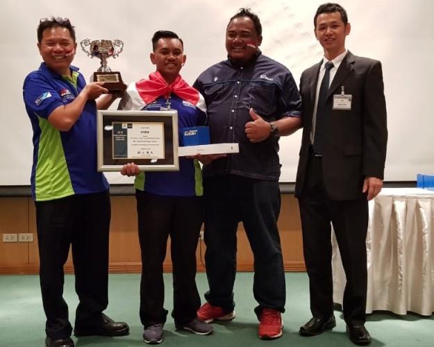 Mekanik Suzuki Indonesia Raih Predikat Mekanik Terbaik Se-ASIA