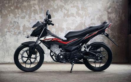 Tampilan Baru Honda Sonic 150R Tahun 2018, Harga 22 Jutaan (4)