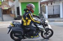 Baru Rilis, Suzuki GSX150 Bandit Sudah Diajak Touring Surabaya – Bandung! (6)