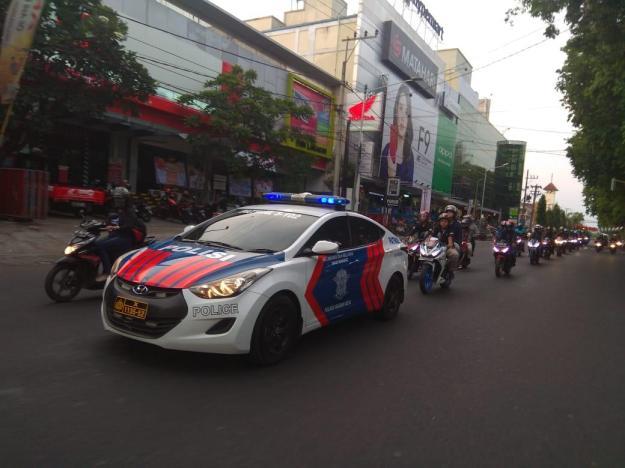 Honda Sport Motorshow Sapa Warga Madiun (5)