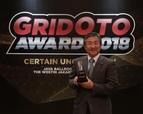 Petinggi Yamaha Raih Predikat Sebagai Man of The Year 2018 (1)