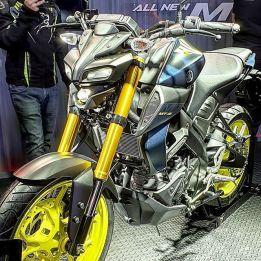 Yamaha Thailand Resmi Rilis MT-15 Tahun 2019 (2)