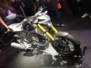 Yamaha Thailand Resmi Rilis MT-15 Tahun 2019 (3)