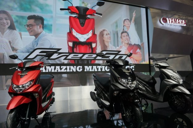 Harga Yamaha FreeGo Madiun Kediri