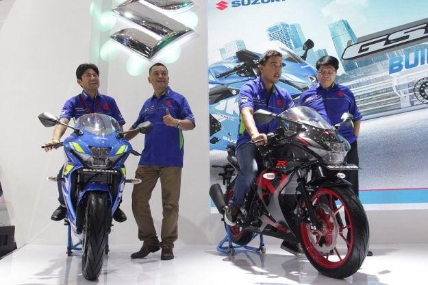 Makin Komplit, Kini Suzuki GSX-R150 Tersedia Versi ABS, Harga 33 Jutaan OTR Jakarta