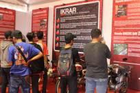 Pecah, Ribuan Bikers Honda Ramaikan HBD 2018 di Pangandaran (4)