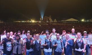 Pecah, Ribuan Bikers Honda Ramaikan HBD 2018 di Pangandaran (6)