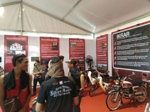 Rekam Jejak 1Dekade Honda Bikers Day (1)
