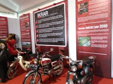 Rekam Jejak 1Dekade Honda Bikers Day (10)
