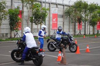 Peduli Keselamatan Berkendara, MPM Dukung Peresmian Kampung Lalu Lintas Di Kabupaten Mojokerto (2)