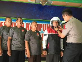 Peduli Keselamatan Berkendara, MPM Dukung Peresmian Kampung Lalu Lintas Di Kabupaten Mojokerto (3)