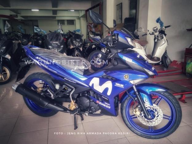 Sudah Distribusi, Ini Harga OTR Yamaha MX King 2019 di Kediri dan Madiun (Plat AG – AE)