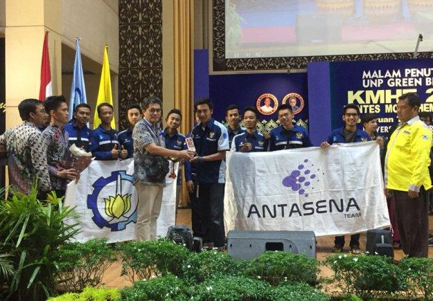 Peduli Pendidikan, Tekiro Tools dukung Tim Antasena ITS di Kontes Mobil Hemat Energi Nasional
