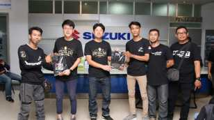 suzuki spesial day, riding malam hari, csr hingga delarasi gsx bandit community indonesia. (10)