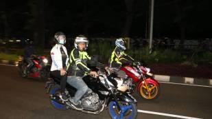 suzuki spesial day, riding malam hari, csr hingga delarasi gsx bandit community indonesia. (11)