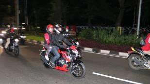 suzuki spesial day, riding malam hari, csr hingga delarasi gsx bandit community indonesia. (13)