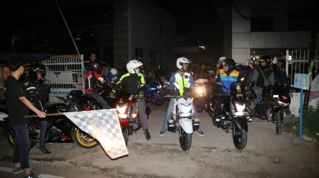 suzuki spesial day, riding malam hari, csr hingga delarasi gsx bandit community indonesia. (14)