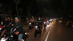 suzuki spesial day, riding malam hari, csr hingga delarasi gsx bandit community indonesia. (3)