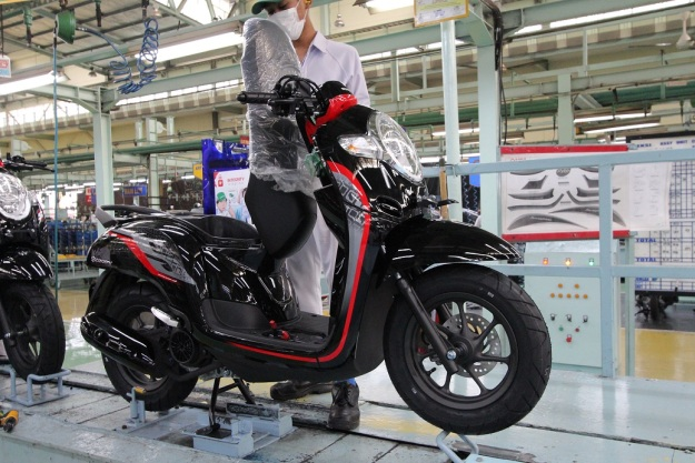 All New Honda Scoopy 2019